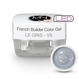 Gel UV De Constructie Colorat - Nr. 7 - Le Gris - 15 gr