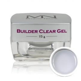 Gel UV De Constructie Builder Clear Gel 15 gr