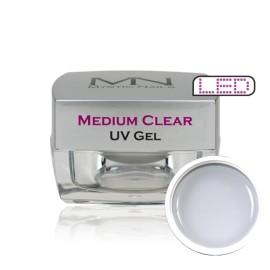 Gel UV De Constructie Medium Clear Gel 4 gr