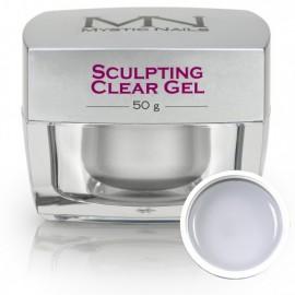 Gel Uv De Constructie Sculpting Clear 50 gr