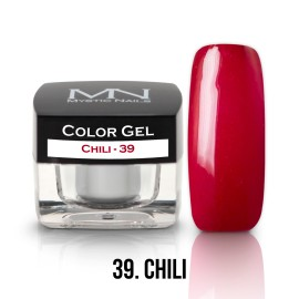 Gel UV Colorat Clasic - nr - 39 - Chili- 4 gr
