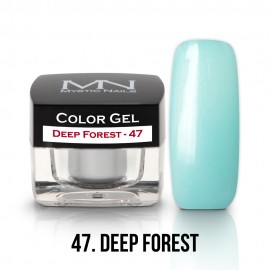 Gel UV Colorat Clasic - nr - 47 - Deep Forest- 4 gr