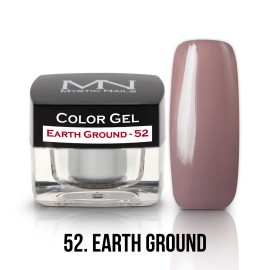 Gel UV Colorat Clasic - nr - 52 - Earth Ground- 4 gr