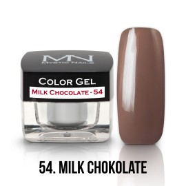 Gel UV Colorat Clasic - nr - 54 - Milk Chocolate - 4 gr