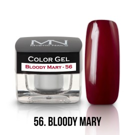 Gel UV Colorat Clasic - nr - 56 - Bloody Mary - 4 gr