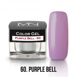 Gel UV Colorat Clasic - nr - 60 - Purple Bell- 4 gr