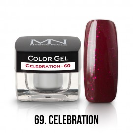 Gel UV Colorat Clasic - nr - 69 - Celebration - 4 gr