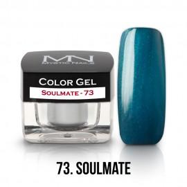 Gel UV Colorat Clasic - nr - 73 - Soulmate - 4 gr