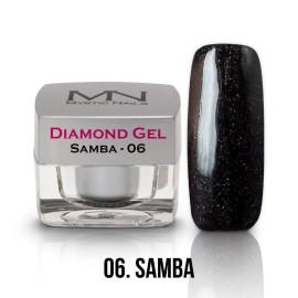 Gel UV Diamond - nr.06 - Samba - 4g