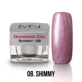 Gel UV Diamond - nr.08 - Shimmy - 4g