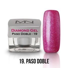 Gel UV Diamond - nr.19 - Paso Doble - 4g