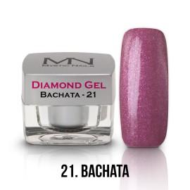 Gel UV Diamond - nr.21 - Bachata - 4g