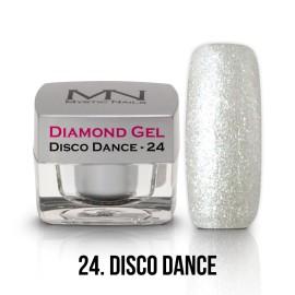 Gel UV Diamond - nr.24 - Disco Dance - 4g
