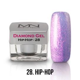 Gel UV Diamond - nr.28 - Hip Hop - 4g