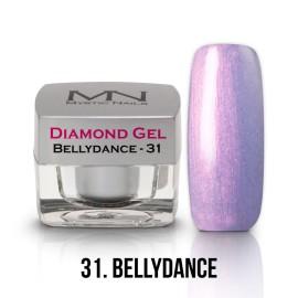 Gel UV Diamond - nr.31 - Bellydance - 4g