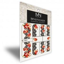 Mysticker - N751