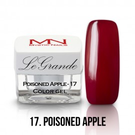 LeGrande Color Gel - nr.17 - Poisoned Apple - 4 g