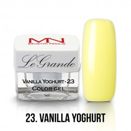 LeGrande Color Gel - nr.23 - Vanilla Yoghurt - 4 g