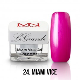 LeGrande Color Gel - nr.24 - Miami Vice - 4 g