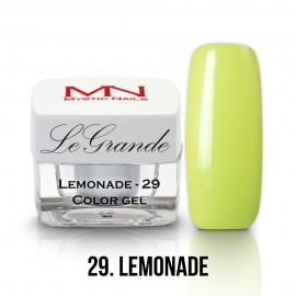 LeGrande Color Gel - nr.29 - Lemonade - 4 g
