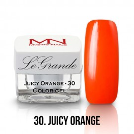 LeGrande Color Gel - nr.30 - Juicy Orange - 4 g