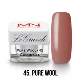 LeGrande Color Gel - nr.45 - Pure Wool - 4g
