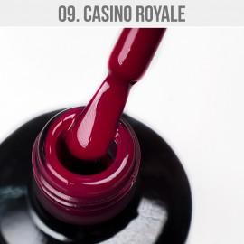 Gel Lac - Mystic Nails 09 - Casino Royale 12 ml