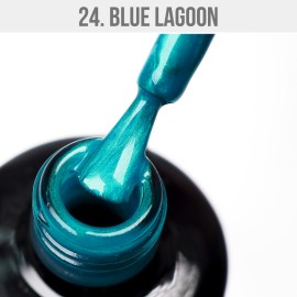 Gel Lac - Mystic Nails 24 - Blue Lagoon 8 ml