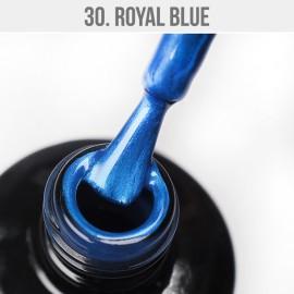 Gel Lac - Mystic Nails 30 - Royal Blue 12 ml