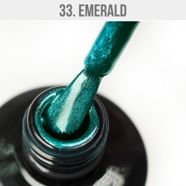 Gel Lac - Mystic Nails 33 - Emerald 12 ml