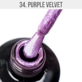 Gel Lac - Mystic Nails 34 - Purple Velvet 12 ml