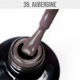 Gel Lac - Mystic Nails 39 - Aubergine 12 ml