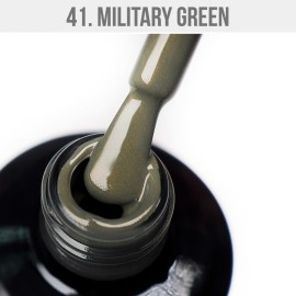 Gel Lac - Mystic Nails 41 - Military Green 12 ml