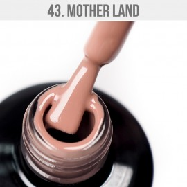 Gel Lac - Mystic Nails 43 - Mother Land 12 ml