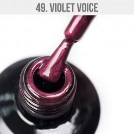 Gel Lac - Mystic Nails 49 - Violet Voice 12 ml