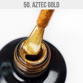 Gel Lac - Mystic Nails 50 - Aztec Gold 12 ml