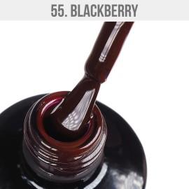 Gel Lac - Mystic Nails 55 - Blackberry 12 ml