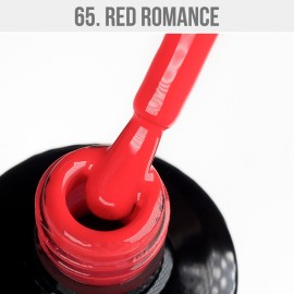 Gel Lac - Mystic Nails 65 - Red Romance 8 ml