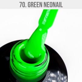 Gel Lac - Mystic Nails 70. - Green NeoNail 12 ml