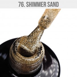 Gel Lac - Mystic Nails 76 - Shimmer Sand 12 ml