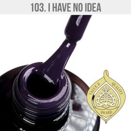 Gel Lac - Mystic Nails 103 - I Have No Idea 12 ml