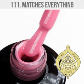 Gel Lac - Mystic Nails 111 - Matches with Everything 12 ml