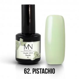 Gel Lac - Mystic Nails no.62. - Pistachio 8 ml