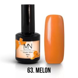Gel Lac - Mystic Nails no.63. - Melon 8 ml