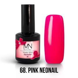 Gel Lac - Mystic Nails no.68. - Pink NeoNail 12 ml