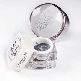 Gel Pentru Ștampilă - Argintiu 4 gr