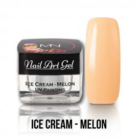 Gel UV - Nail Art Painting - Ice Cream - Melon - 4 gr