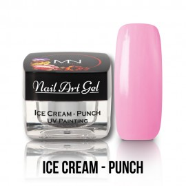 Gel UV - Nail Art Painting - Ice Cream - Punch - 4 gr