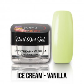Gel UV - Nail Art Painting - Ice Cream - Vanilla - 4 gr