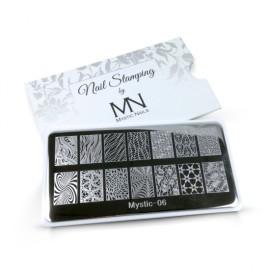 Matrita Mystic Nails Nr 6